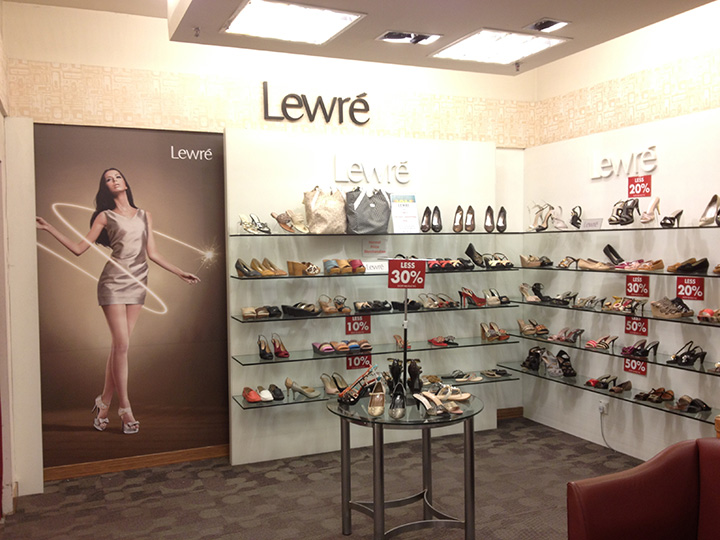 Lewre Retail & Main Office