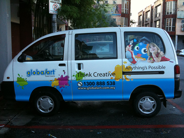 Global Official Van
