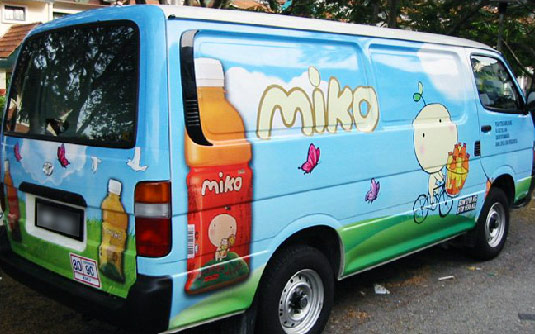 Miko Official Van