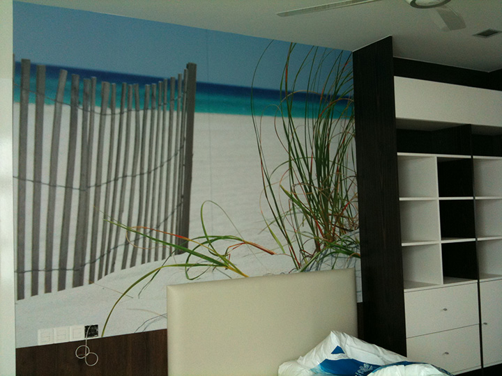 Wall Mural Graphics